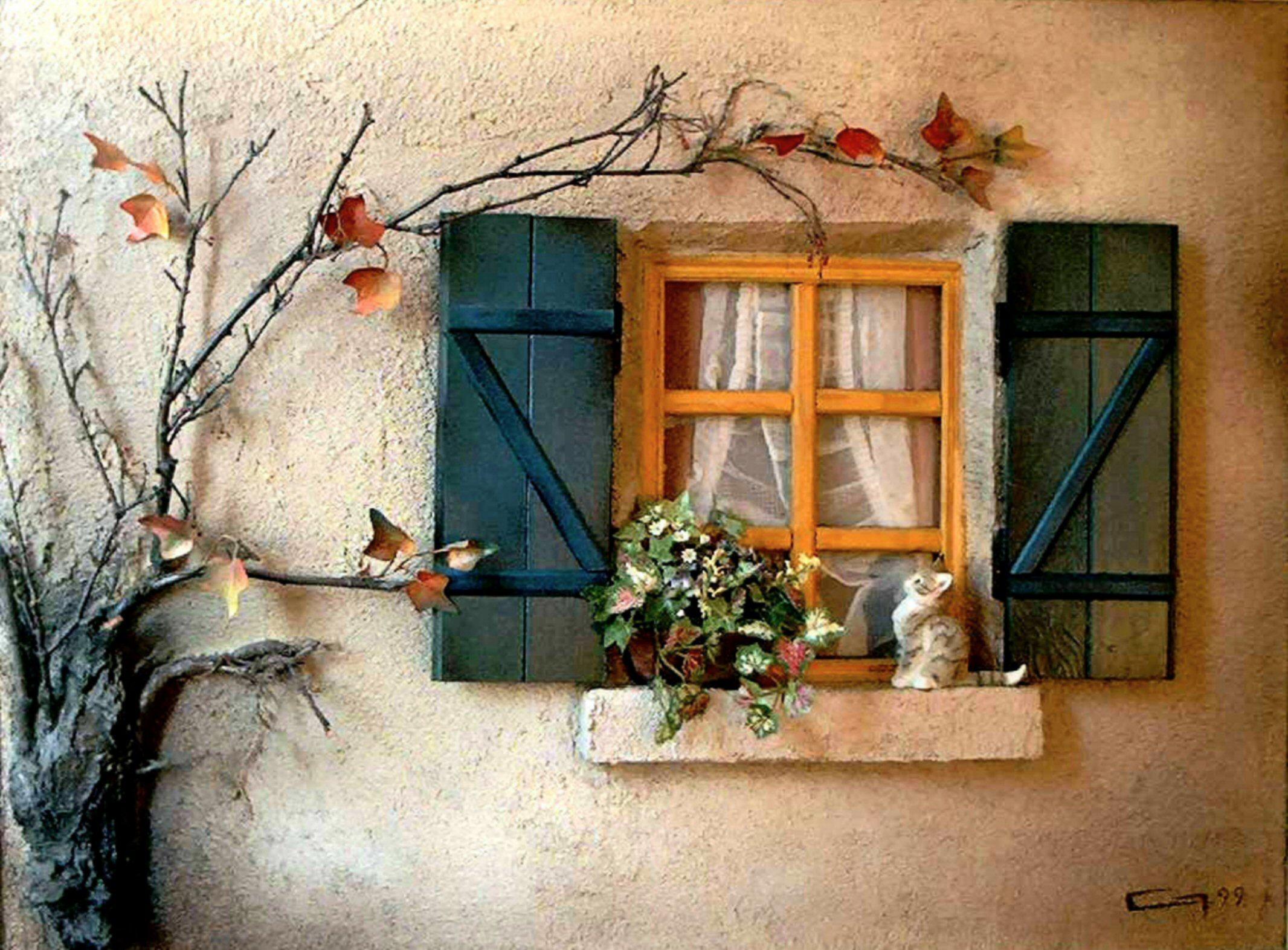 Des fenêtres d'hier et d'aujourd'hui. - Page 2 FENETRE%20AU%20CHAT%20PB